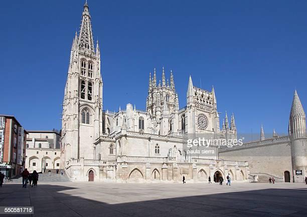 Santa María's cathedral