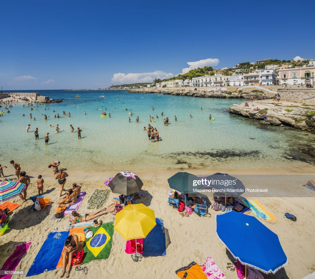 Santa Maria Al Bagno Stock Photo   Getty Images