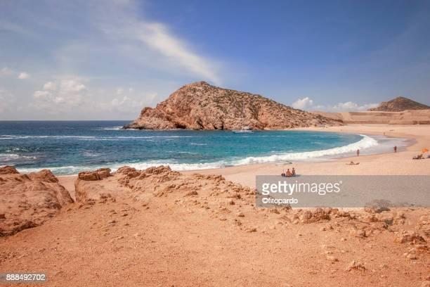 santa maria bay in baja - santa maria california stock pictures, royalty-free photos & images