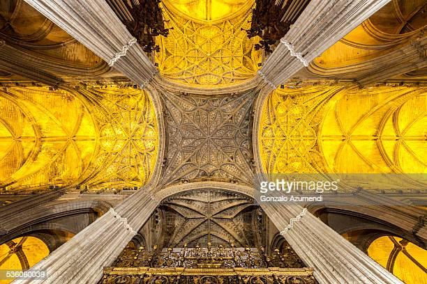 Santa Maria de la Sede Cathedral in Seville