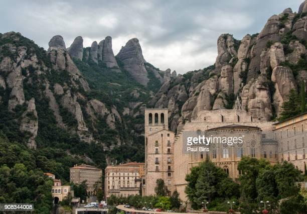 Santa Maria de Montserrat Abbey, Barcelona, Spain
