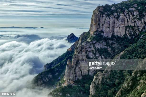 Santa Maria de Montserrat Abbey Monistrol de Montserrat