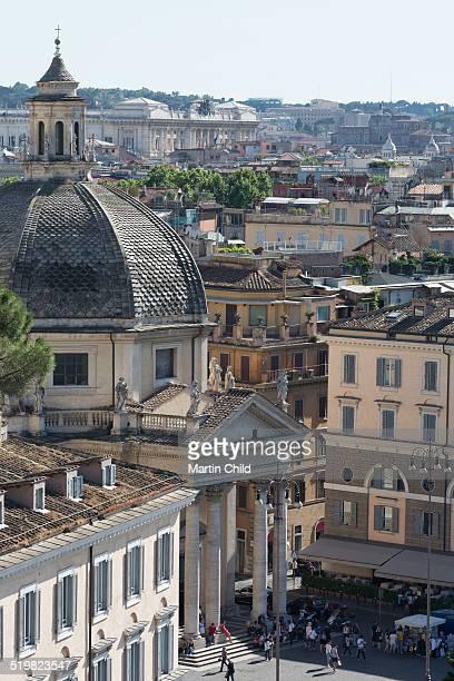Santa Maria dei Miracolo in Piazza del Popolo
