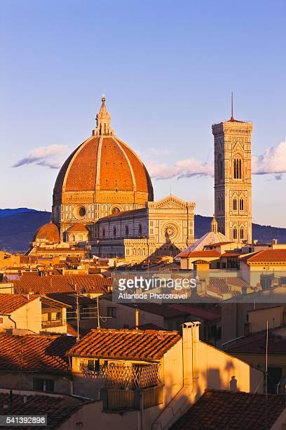 Santa Maria del Fiore Cathedral from Hotel Baglioni