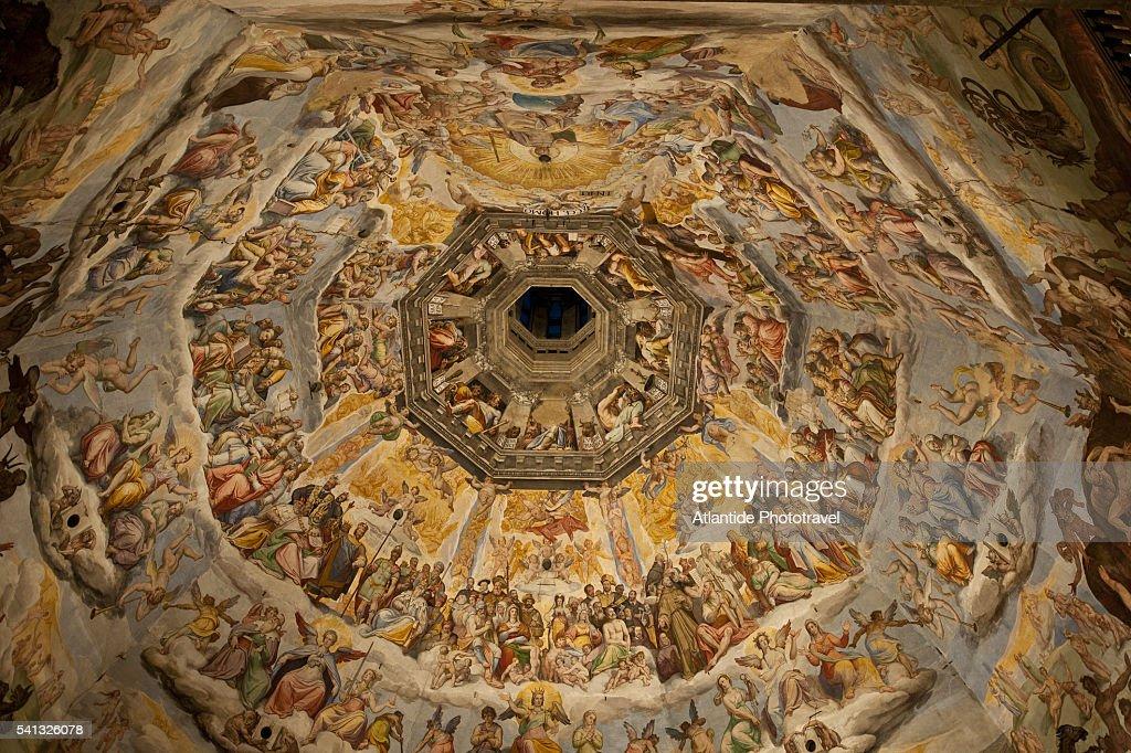 Santa Maria del Fiore Cathedral : Stock Photo