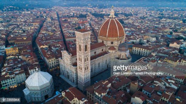 duomo santa maria del fiore - cathedral stock pictures, royalty-free photos & images