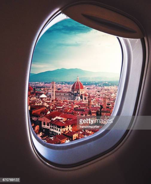 Santa maria del fiore skyline from the porthole