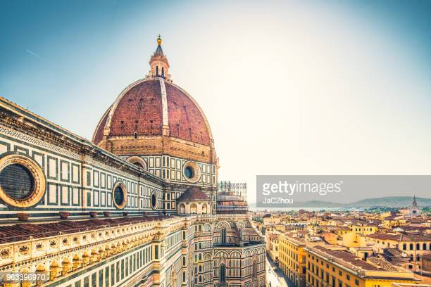 duomo santa maria del flore - florence italy stock pictures, royalty-free photos & images