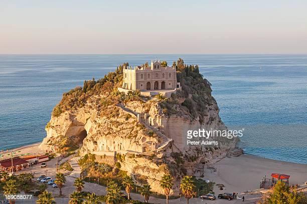 Santa Maria del Isola Monastery, Tropea, Calabria
