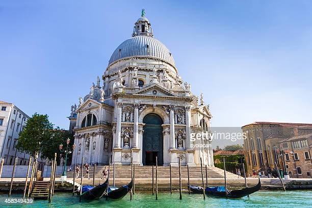 basilica di santa maria della salute - syolacan stock pictures, royalty-free photos & images