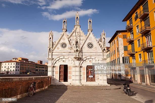 Santa Maria della Spina in Pisa, Italy