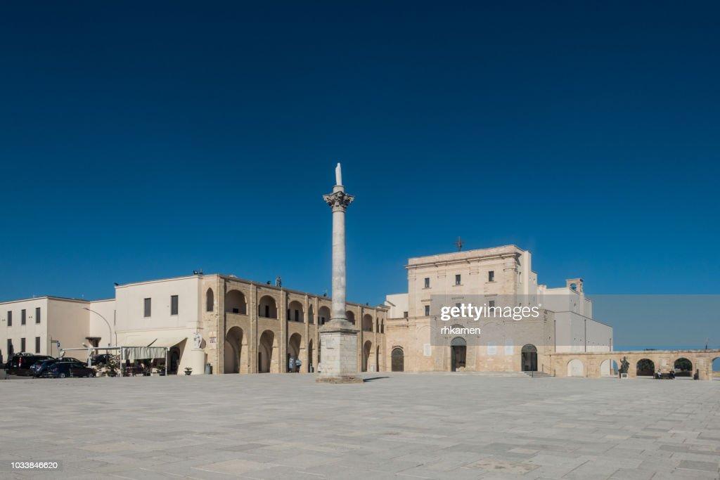 Santa Maria di Leuca, Lecce, Salento, Apulia, Italy : Stock Photo