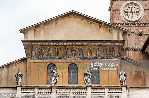 Santa Maria in Trastevere Church
