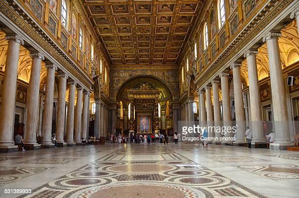Santa Maria Maggiore Basilica, Rome, Italy