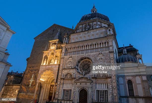 Santa Maria Maggiore  Colleoni chapel  Bergamo