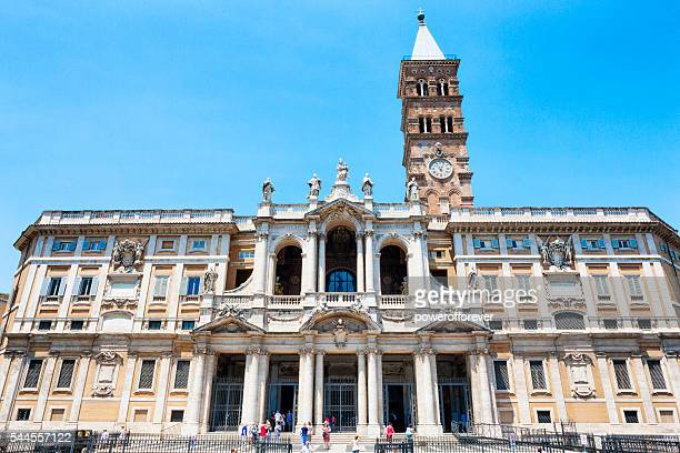 Santa Maria Maggiore in Rom, Italien