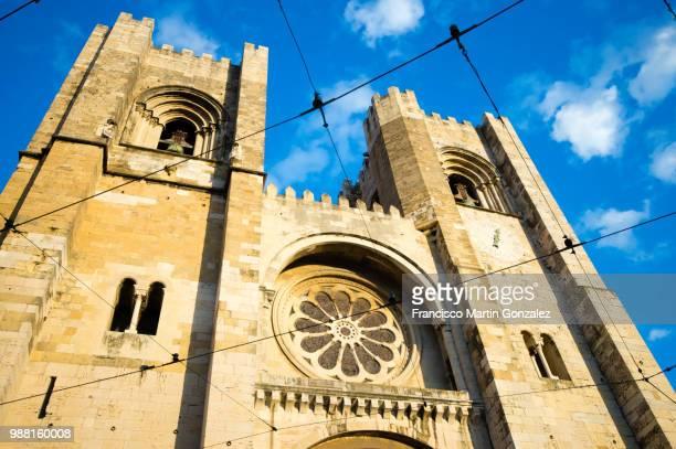 Santa Maria Maior, cathedral of Lisbon, Portugal