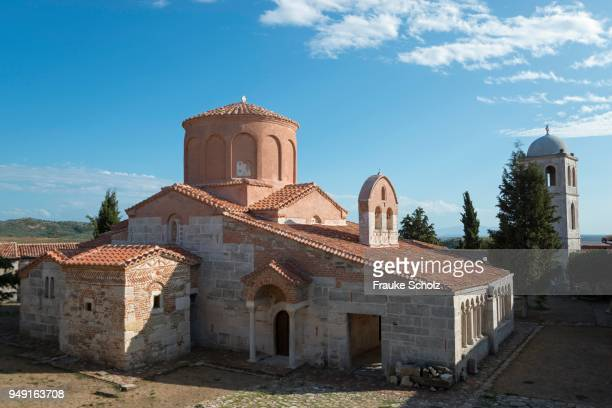 Santa Maria Monastery Church, Byzantine monastery complex Shen Merise, Museum, Apollonia, Fier, Albania