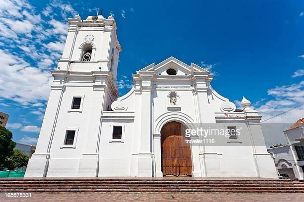 Santa Marta Cathedral In Colombia