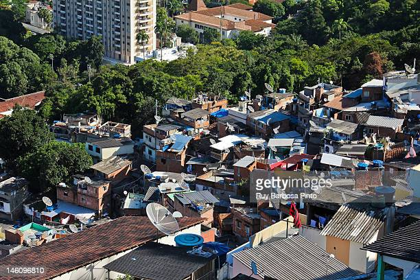Santa Marta Slum