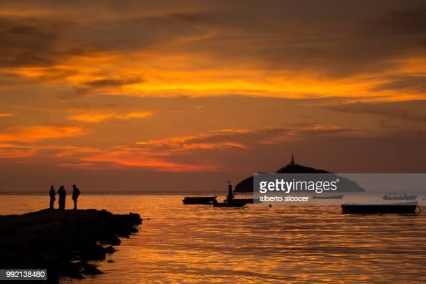 Santa Marta sunset