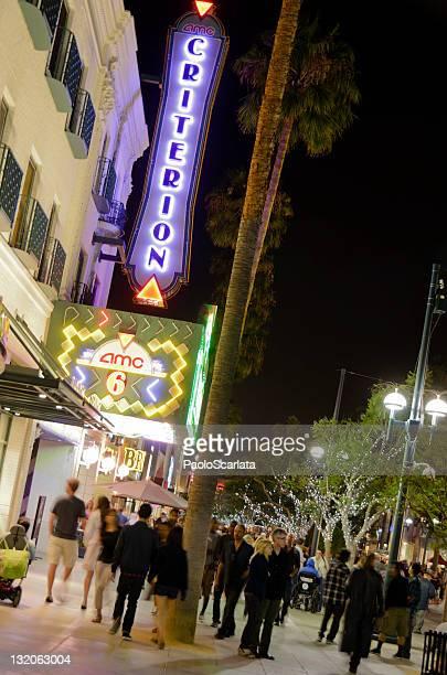 Santa Monica: AMC Criterion 6 Theatres on Third Street Promenade