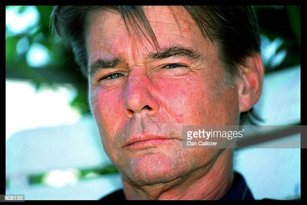 07/06/99 Santa Monica CA Actor JanMichael Vincent at home in Santa Monica Picture by DAN CALLISTER Online USA Inc