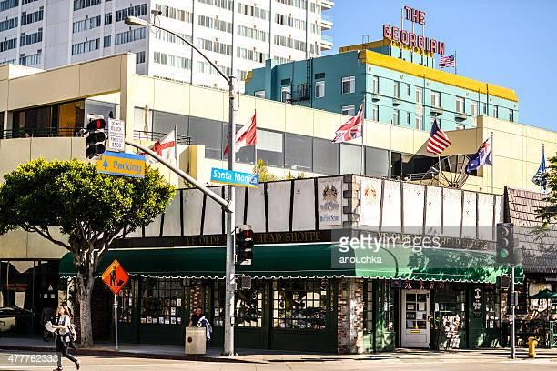 Santa Monica Downtown, USA