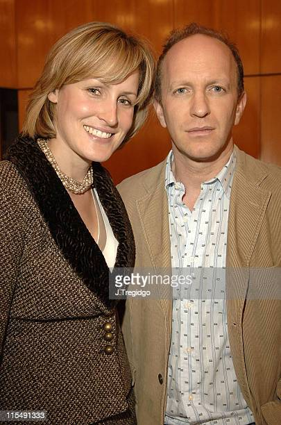Santa Montefiore and her husband Simon SebagMontefiore