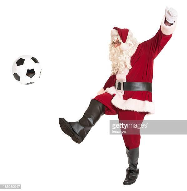 Santa giocare a calcio-Sport serie