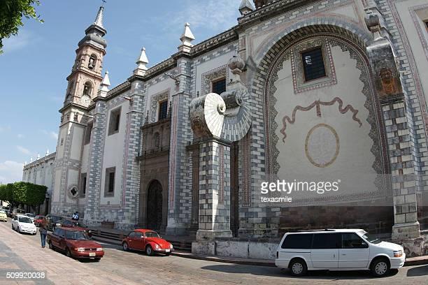 Santa Rosa de Viterbo church at Queretaro, Mexico