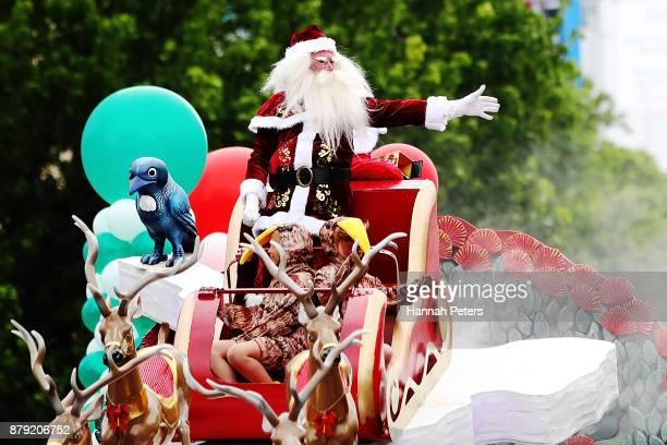 When Does Christmas Season Start.World S Best Aucklanders Celebrate Start Of Christmas Season