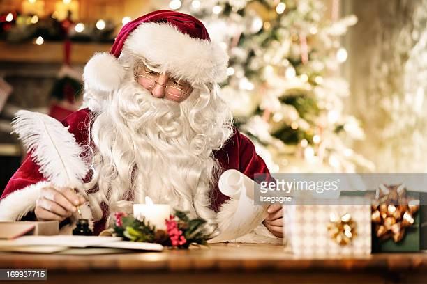 Santa Escrever