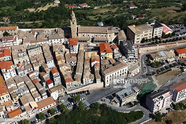 città sant'angelo 上から - アブルッツォ州 ストックフォトと画像
