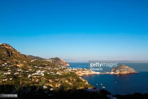 SantÕAngelo village Ischia island Campania Italy Europe