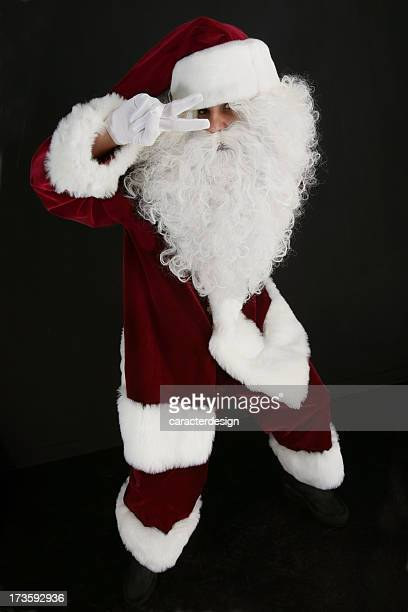 Santa's Pulp Fiction