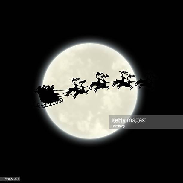 Santas sleigh XXL