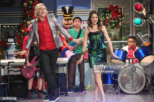 AUSTIN ALLY 'Santas Surprises' When one of Austin and Ally's music students is sad about spending Christmas away from her father the gang rallies...