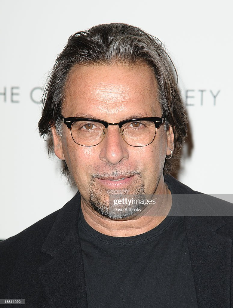 Sante D'Orazio attends Marvista Entertainment And Lifetime With The Cinema Society Host A Screening Of 'House Of Versace' at MOMA on October 3, 2013 in New York City.