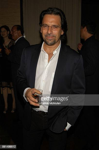 Sante D'Orazio attends Wayuu Taya Foundation Dinner at Tribeca Grand Hotel NYC USA on June 20 2005