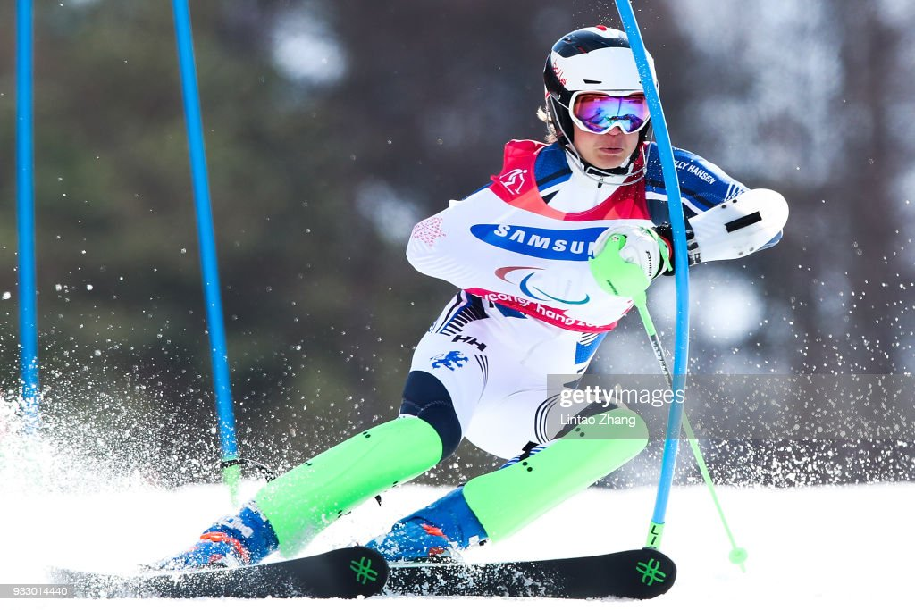 2018 Paralympic Winter Games - Day 8 : News Photo