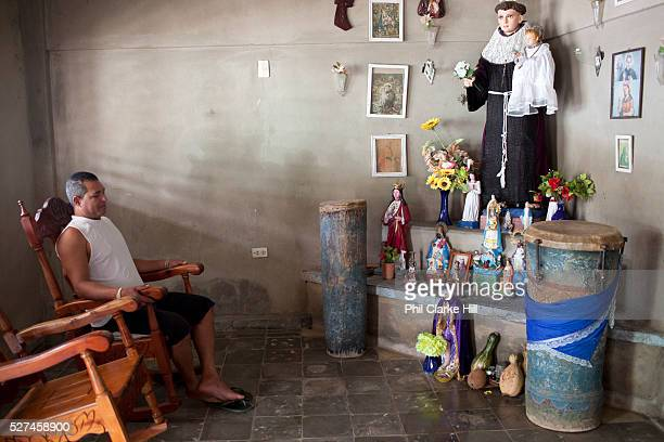 Santeria is a syncretic religion practiced in Cuba it is a mixture of Yoruba tribal practices brought from Nigeria during Colonial times and...