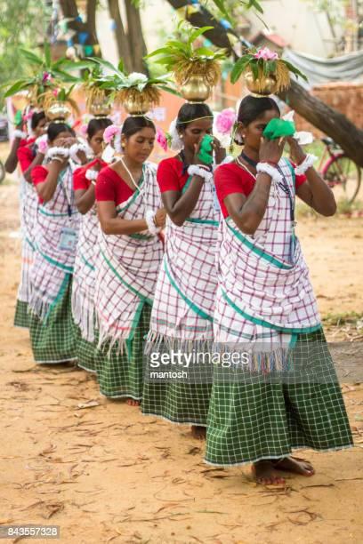 Santhali Dance