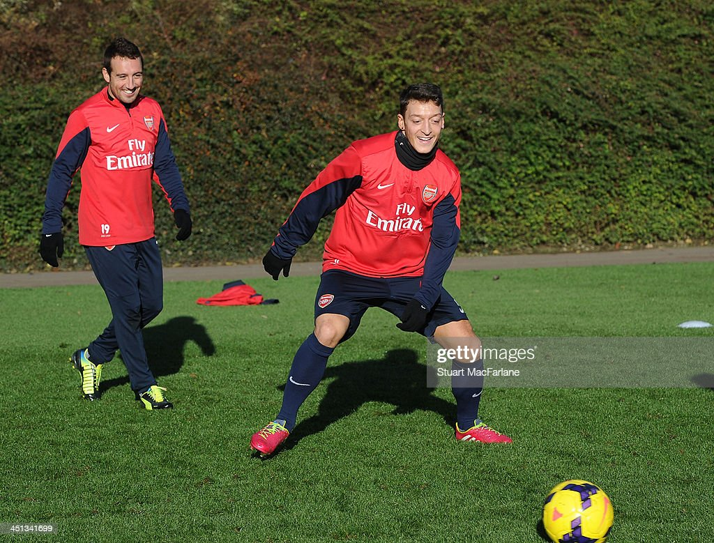 Arsenal Training Centre : News Photo