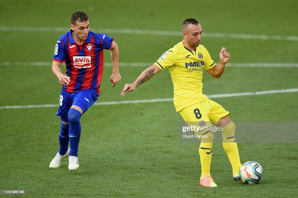 Villarreal CF v SD Eibar SAD  - La Liga : ニュース写真