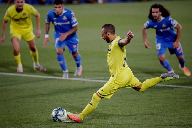 ESP: Getafe CF v Villarreal CF  - La Liga