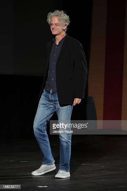 Santiago Amigorena attends the 22th Courmayeur Noir In Festival on December 11 2012 in Courmayeur Italy