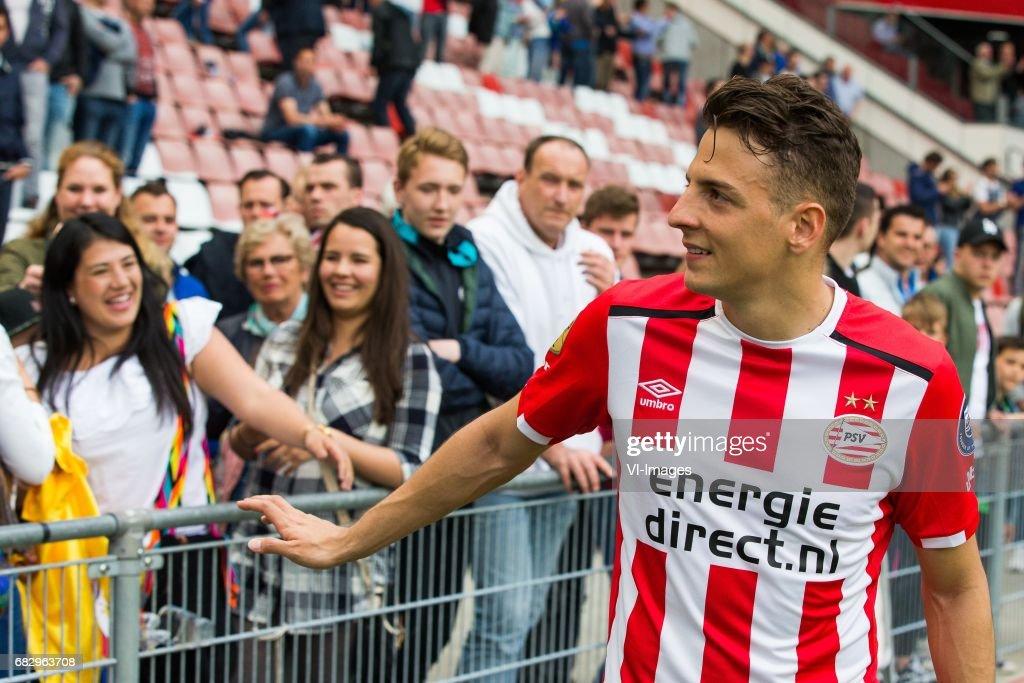"Dutch Eredivisie""PSV v PEC Zwolle"" : News Photo"