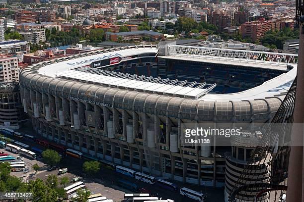 Santiago Bernabéu-Stadion