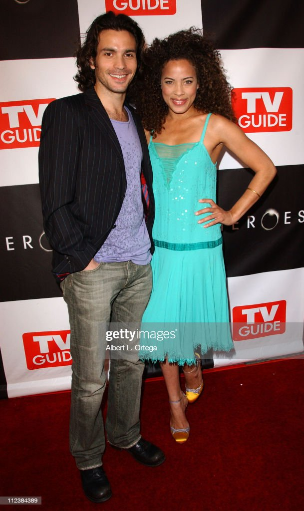 "Wrap Party for NBC's ""Heroes"" - Arrivals : News Photo"
